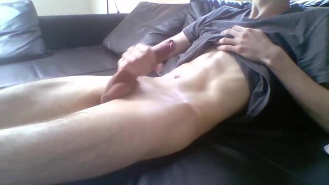 Sottile ragazzo gay nel mio stomaco, battendo tutto lo sperma