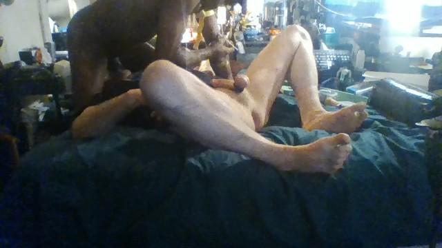 Bianco gay ragazzo nero ben hung ragazzo sesso